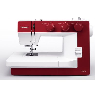 Janome 1522 rood