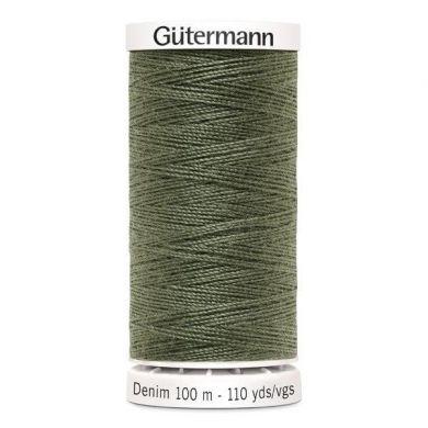 Gütermann jeansgaren 100 m, kleur 9025