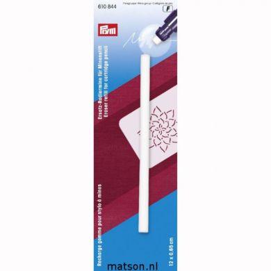 navulling radeergom voor vulpotlood extra fijn 0,9mm Prym
