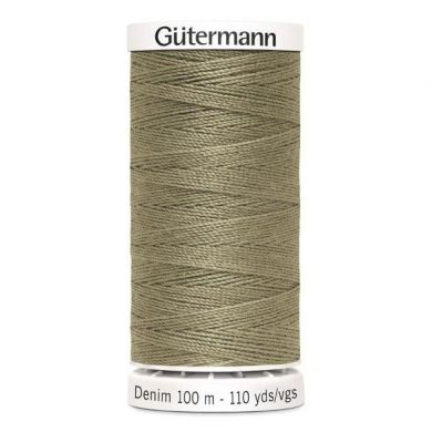 Gütermann jeansgaren 100 m, kleur 2725