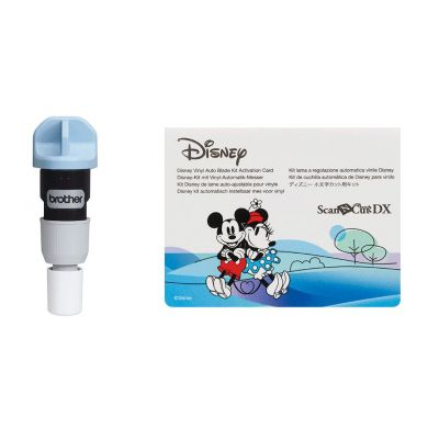 Scan N Cut SDX houder Disney Kit automatisch instelbaar mes voor Vinyl