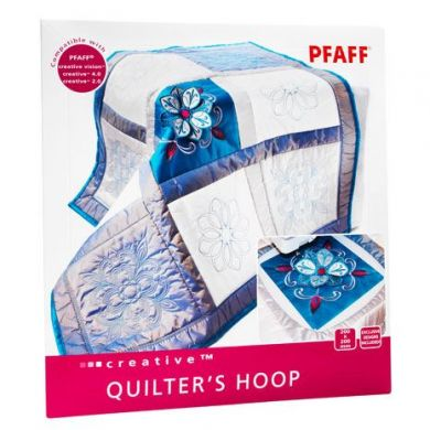 Creative quilters hoop 20x20cm Pfaff
