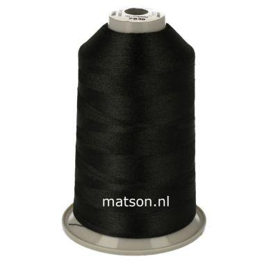 Brildor Polyester 5000 m, kleur 1999 zwart