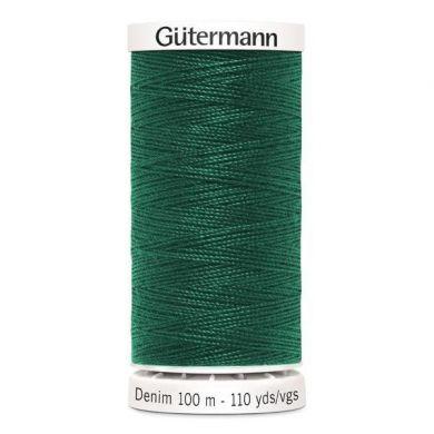 Gütermann jeansgaren 100 m, kleur 8075