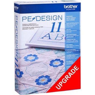 Brother Upgrade Pe Designversie 5/6/7/8/ naar 11