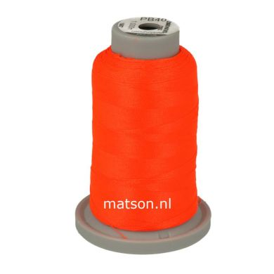 Brildor Polyester 1000 m, kleur 2937 neon