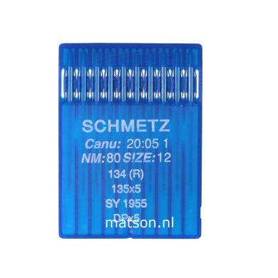 Naalden 134R Schmetz dikte 80, 10st.