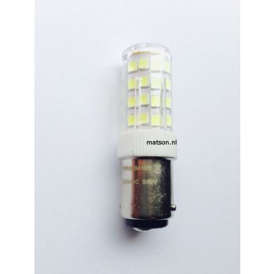 Led lamp 220v 3,5w B15D Bajonet