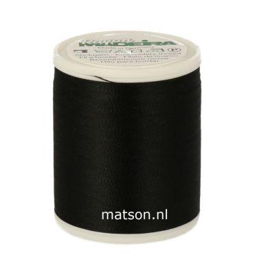 Madeira Rayon 1000 m, kleur 1000 zwart