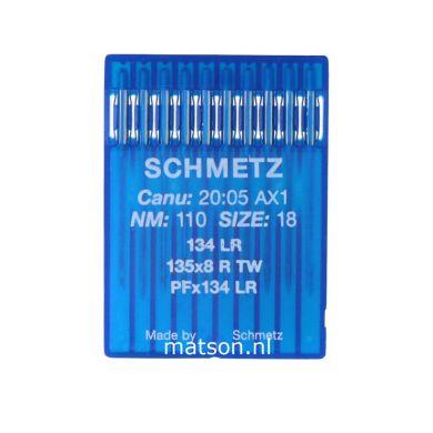Naalden 134 LR(Leer) Schmetz dikte 110, 10st.