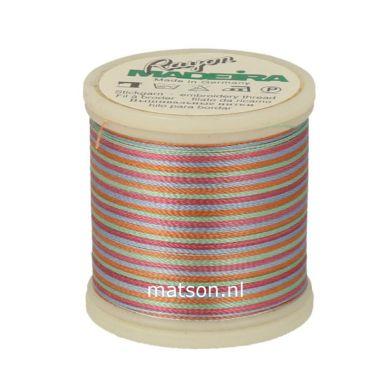 Madeira Rayon Multicolor 200 m, kleur 2141