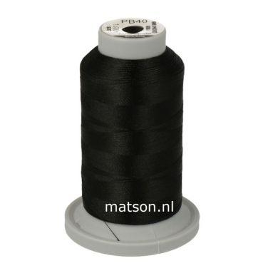 Brildor Polyester 1000 m, kleur 1999 zwart