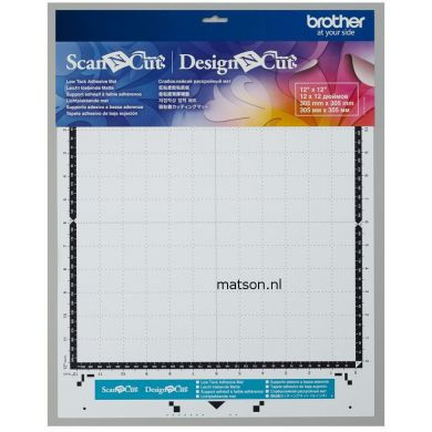Scan N Cut CM Lichtplakkende mat 30,5 cm x 30,5 cm