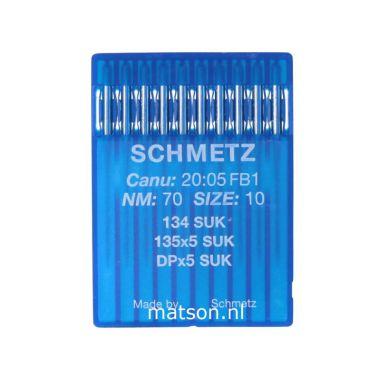 Naalden 134 SUK (stretch) Schmetz dikte 70, 10st.