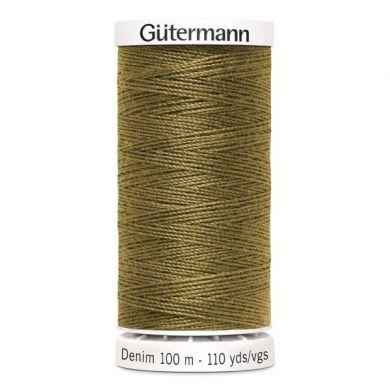 Gütermann jeansgaren 100 m, kleur 8955