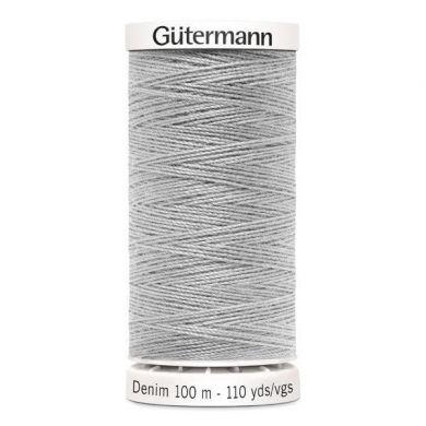 Gütermann jeansgaren 100 m, kleur 8765