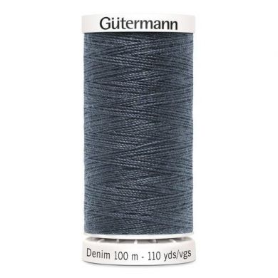 Gütermann jeansgaren 100 m, kleur 9336