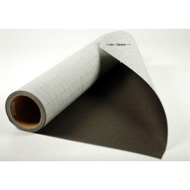Filmoplast zwart 50 cm, per meter