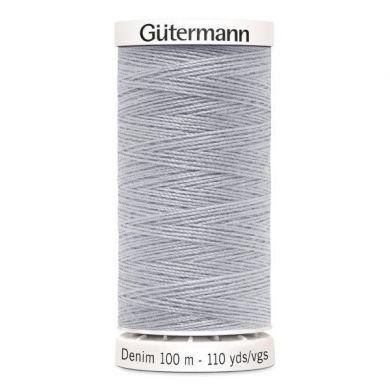 Gütermann jeansgaren 100 m, kleur 9830