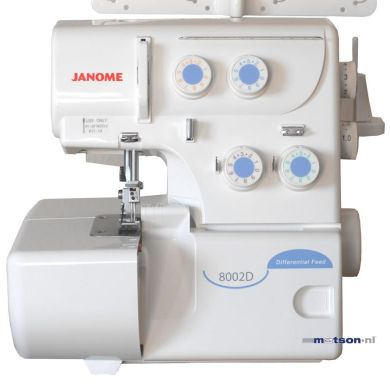 Janome 8002DE
