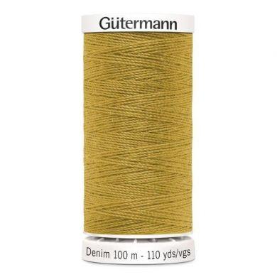 Gütermann jeansgaren 100 m, kleur 1310