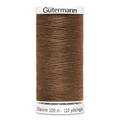 Gütermann jeansgaren 100 m, kleur 2165