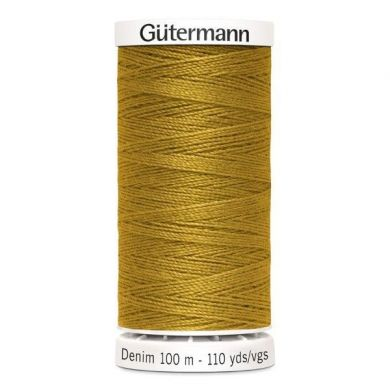 Gütermann jeansgaren 100 m, kleur 1970