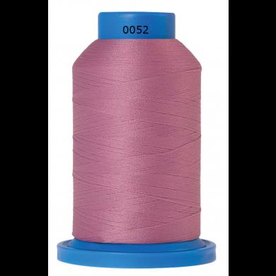 Amann Mettler Seraflock lockgaren 1000m lila kleur 0052