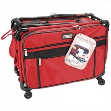 Mobiele koffer/ Trolley Tutto