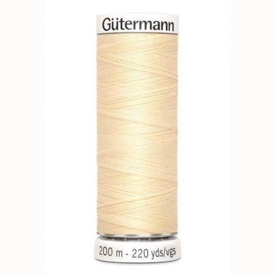 Gütermann Naaigaren 200 m, kleur 610