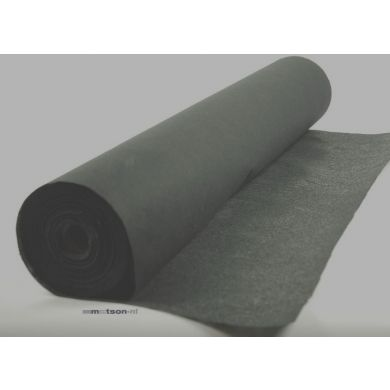 Versteviging afknipbaar zwart 90 cm, per meter