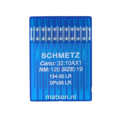 Naalden 134-35 LR (leer) Schmetz dikte 120, 10st.