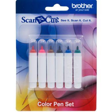 ScanNCut kleurpennenset