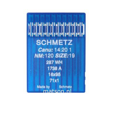 Naalden 1738/ DBx1 Schmetz dikte 120, 10st.