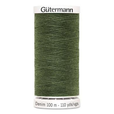 Gütermann jeansgaren 100 m, kleur 9250