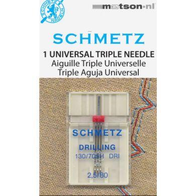 Schmetz naald drieling 2,5/80