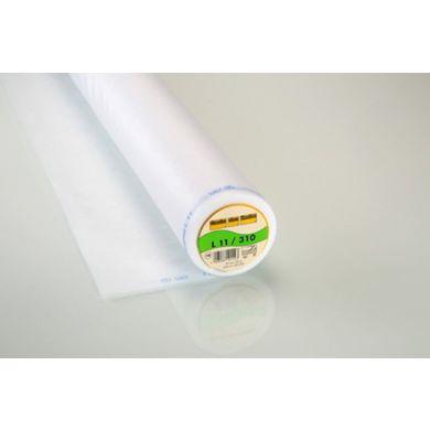 Vlieseline L11 90cm wit Niet strijkbaar, per meter