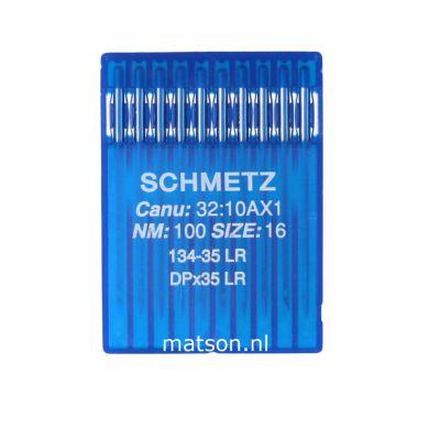 Naalden 134-35 LR (leer) Schmetz dikte 100, 10st.