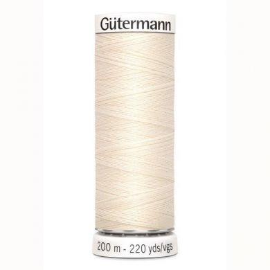 Gütermann Naaigaren 200 m, kleur 802