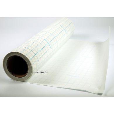Filmoplast wit 50 cm, per meter
