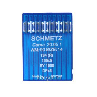 Naalden 134R Schmetz dikte 90, 10st.