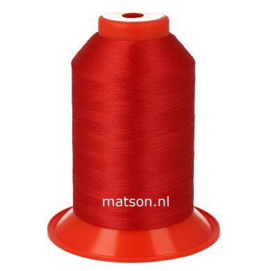 Serafil lockgaren 5000 m, kleur 0504 rood
