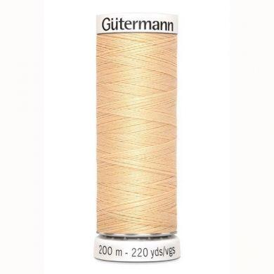 Gütermann Naaigaren 200 m, kleur 6