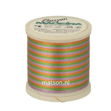 Madeira Rayon Multicolor 200 m, kleur 2143