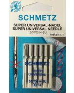 Super universal naald (anti plak) Schmetz dikte 90